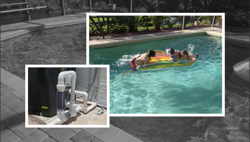Salt Water Pool System in Trinity, New Port Richey, and Odessa FL