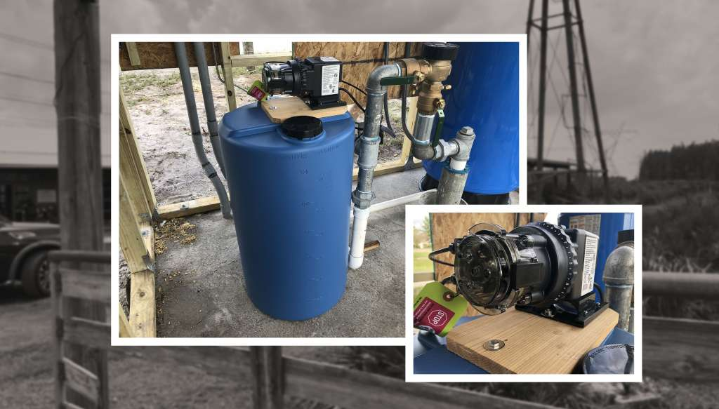 Well Water Filtration System in New Port Richey, Odessa, and Trinity FL