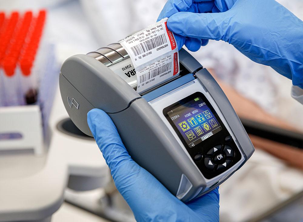 Mobile Healthcare Printers