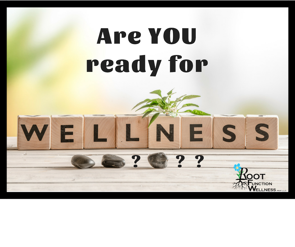 Are you ready for Root Function Wellness?