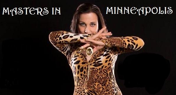Masters In Minneapolis 3 - Artemis Mourat