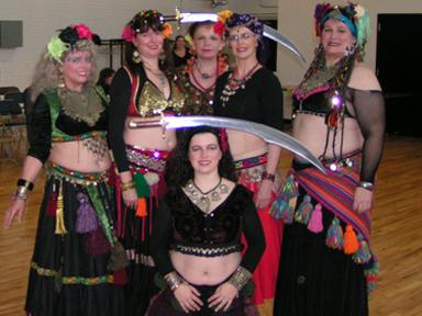 Totally Northern Tribal at Pagan Pride