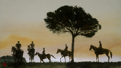 Horsemen of Tuscania