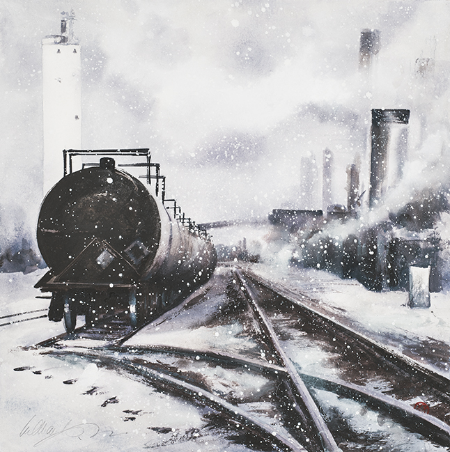 Tankers and Tracks