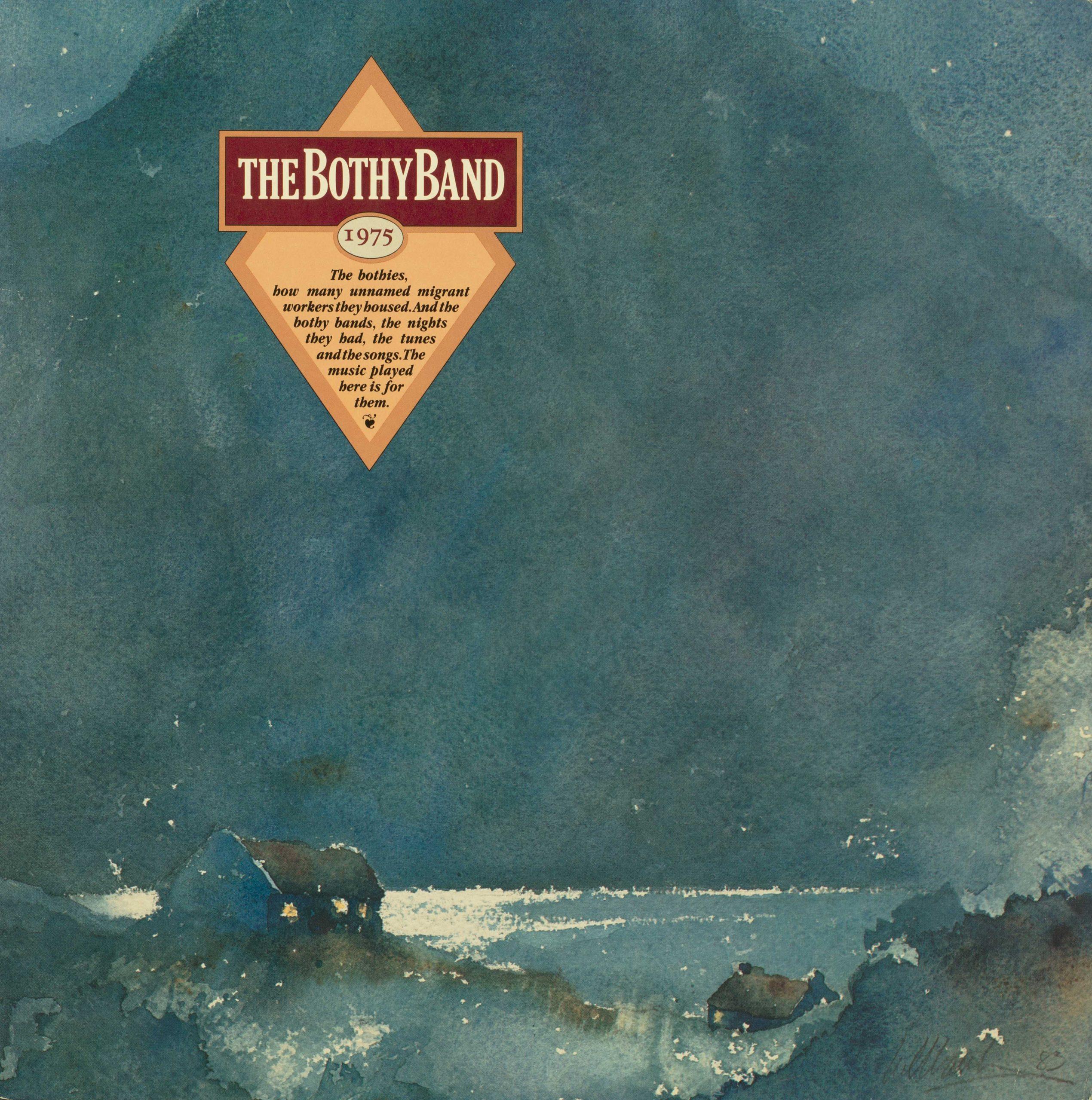 The Bothy Band 1975