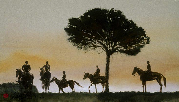 Horseman of Tuscania