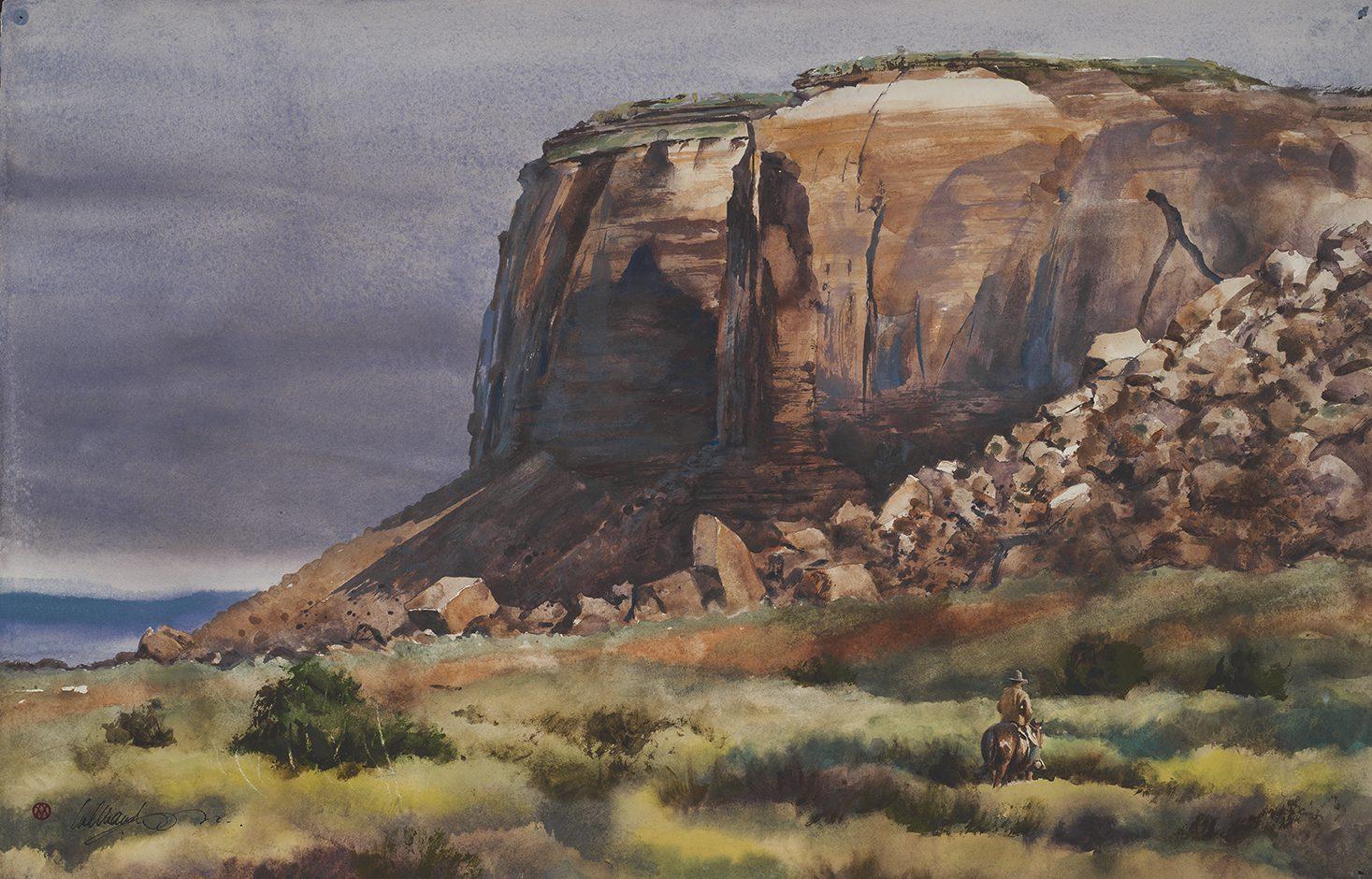 Navajo Cliffs