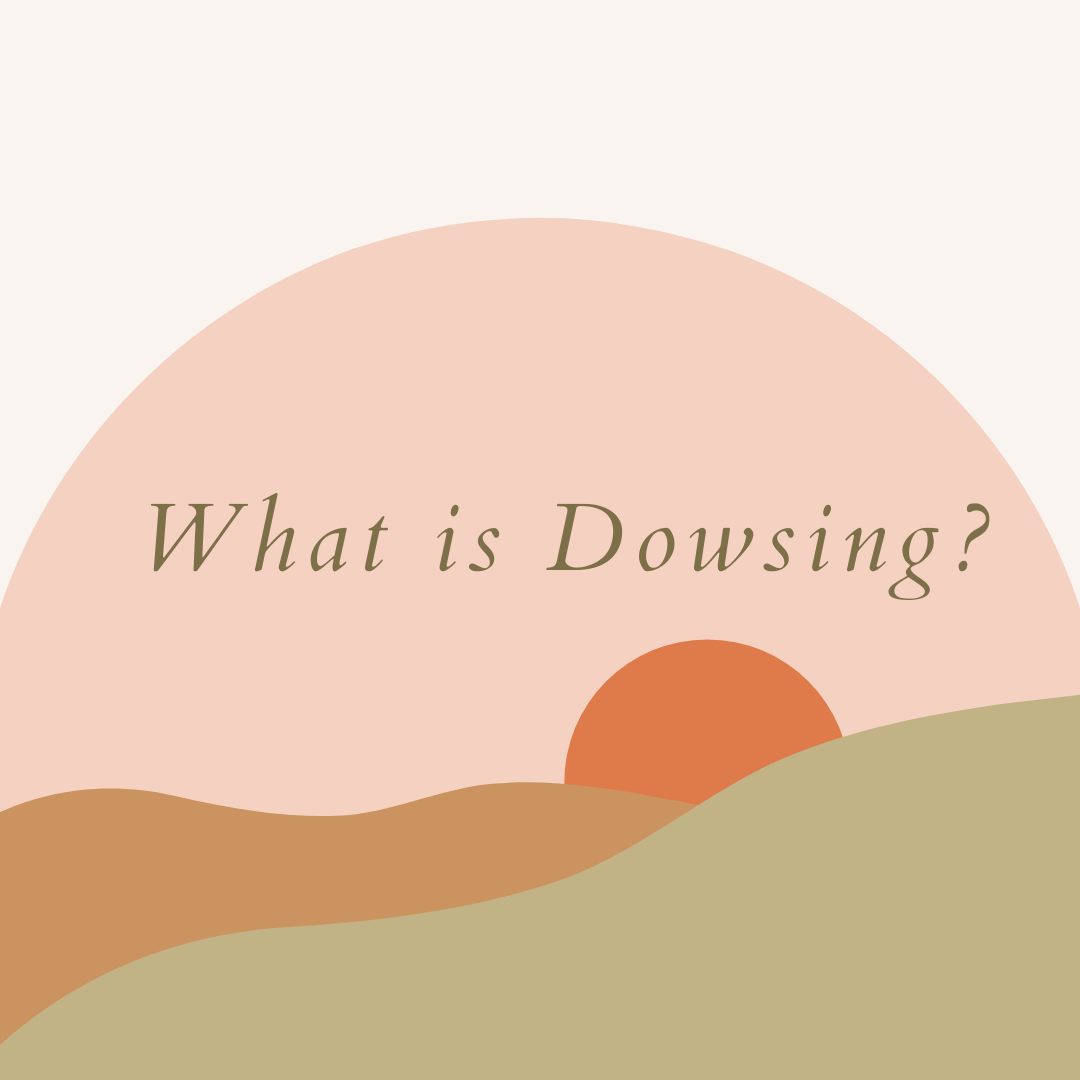 what-is-dowsing