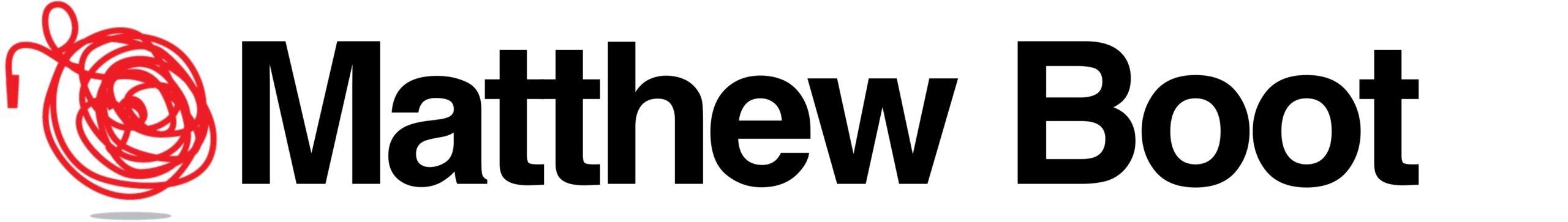 matthew boot logo