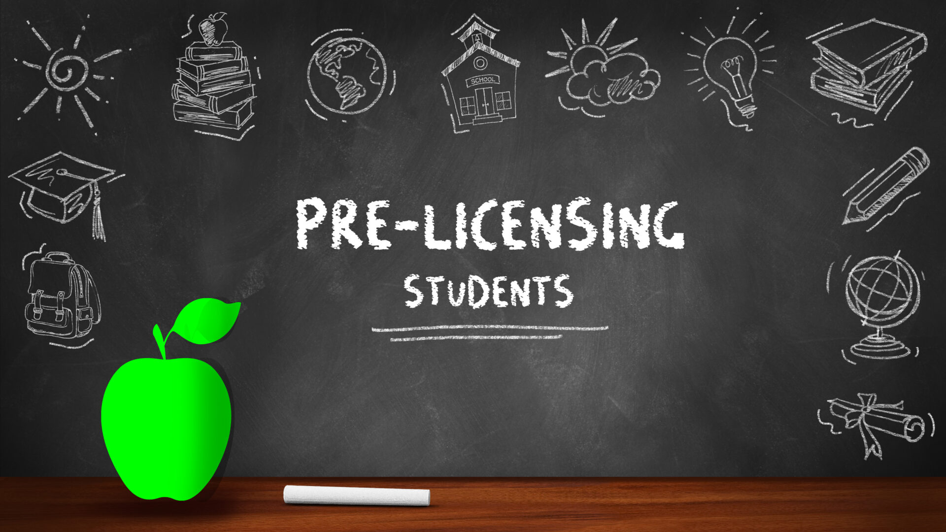 Pre-Licensing Students