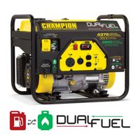 Dual fuel Residential Generator