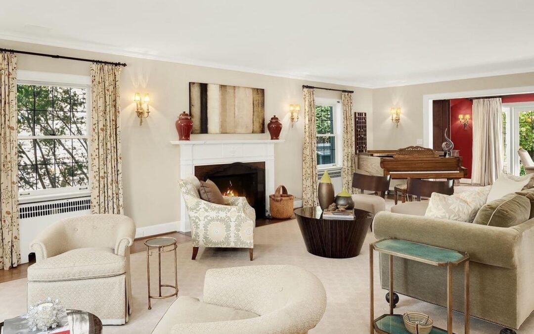 Paint the Town Red: A Home Transformation in Broadmoor
