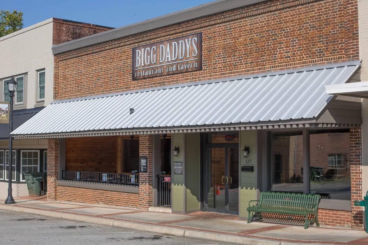 Bigg Daddys Restaurant & Tavern
