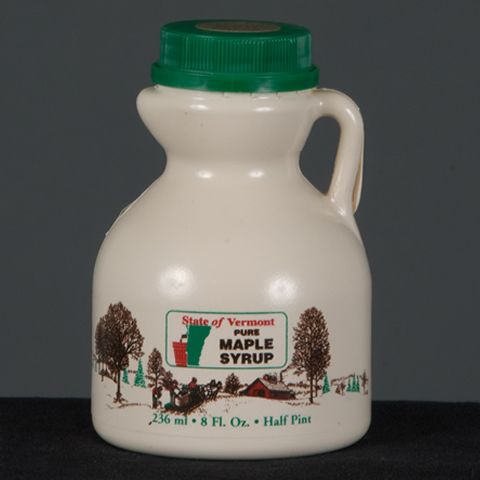 Half Pint Pure Vermont Maple Syrup-0