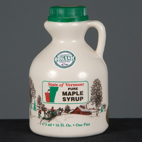 Pint - Pure Vermont Maple Syrup-0