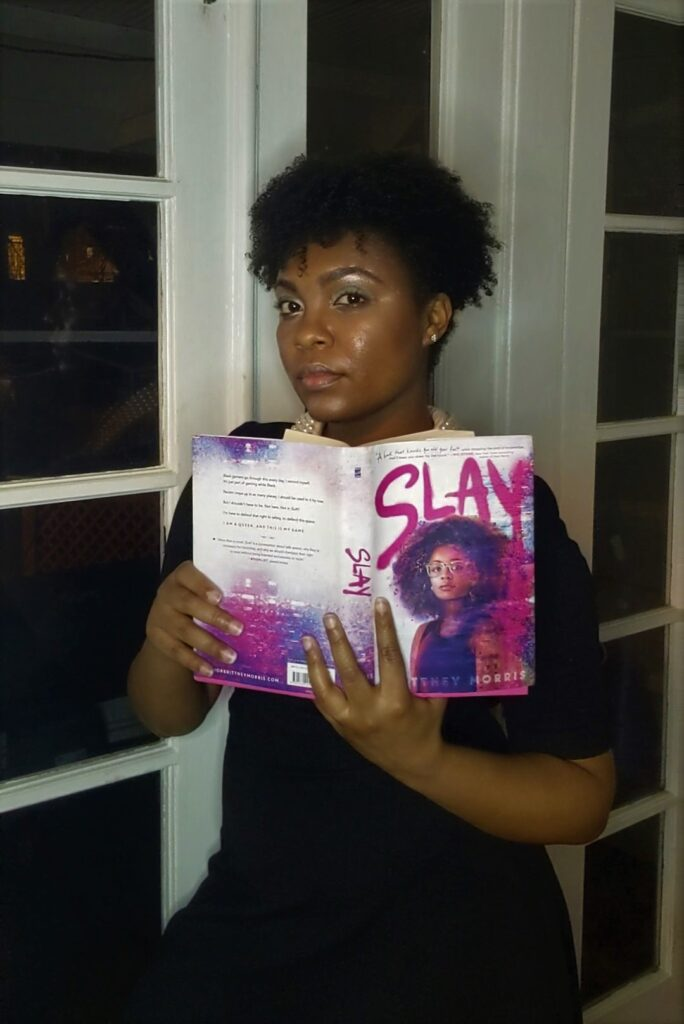 Slay Book Review: It makes Geeky Black Girls feel seen while defending safe spaces.