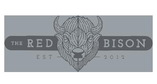 Red Bison logo