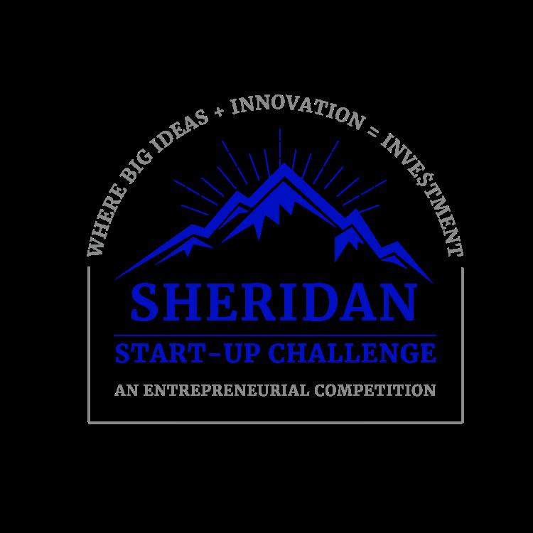 sheridan start up challenge logo