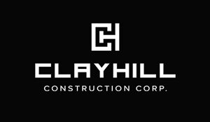 ClayHill Construction Logo