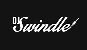 DJ Swindle Logo & Illustration