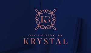 Organizing by Krystal Logo