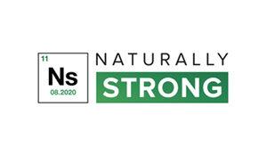 Naturally Strong Logo