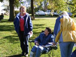 Brenda Gens (MN), Susan Snow (OR) & Sheri Doubet (CO)