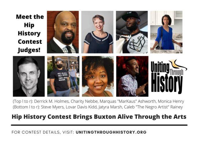 Hip History Contest Judges