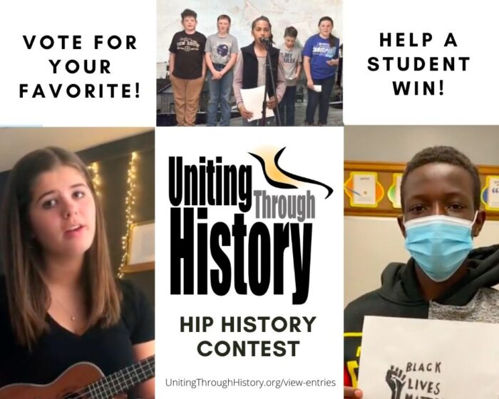 Vote and help a student win