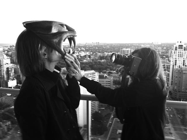 Portrait of Viliam & Jolie (Courtesy of Peter Powers)