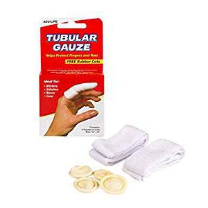 Tubular-Gauze-with-Finger-Cots