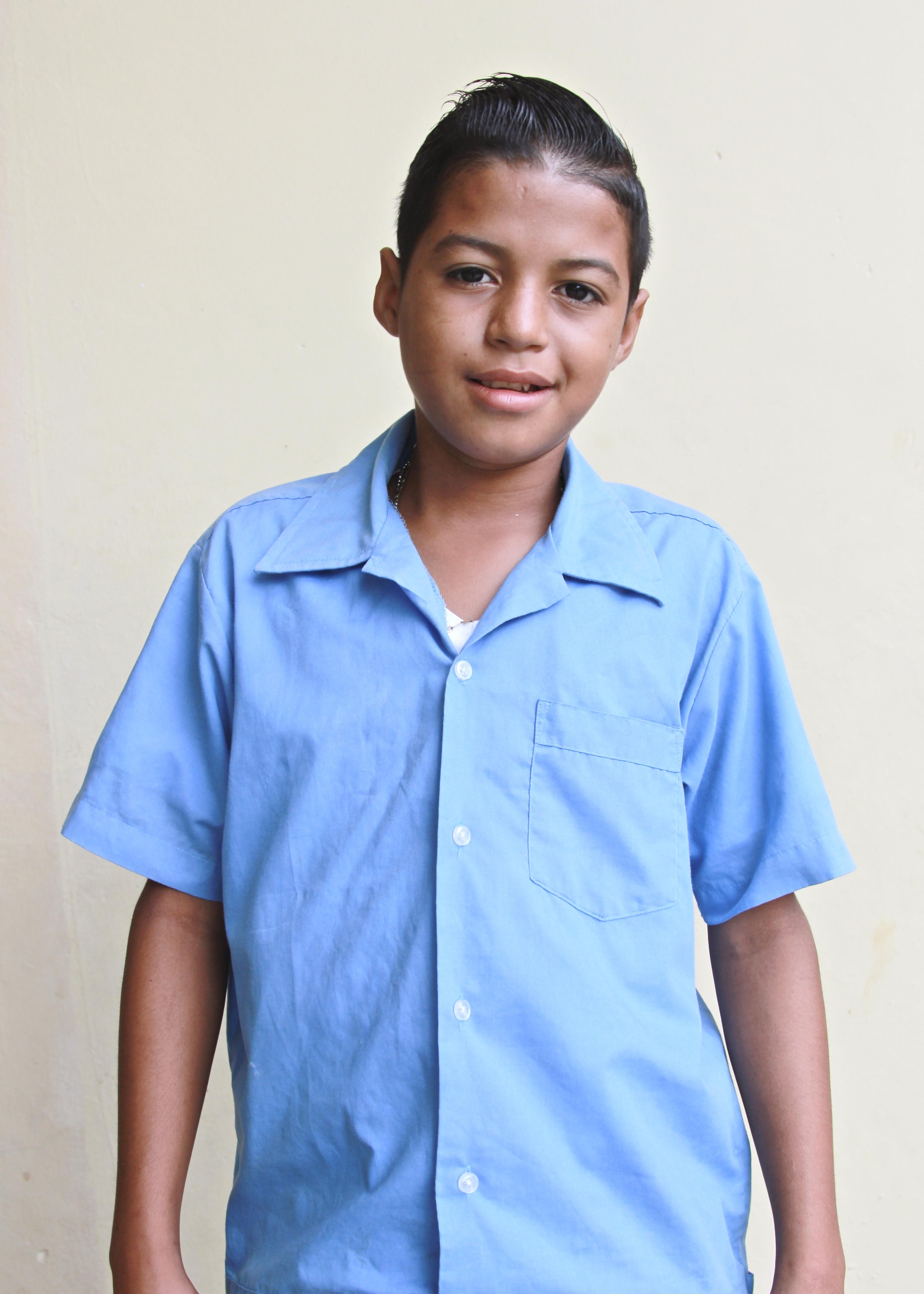 Estudiantes de Honduras: Meet Jose M., 6th Grader at the Villa Soleada Bilingual School
