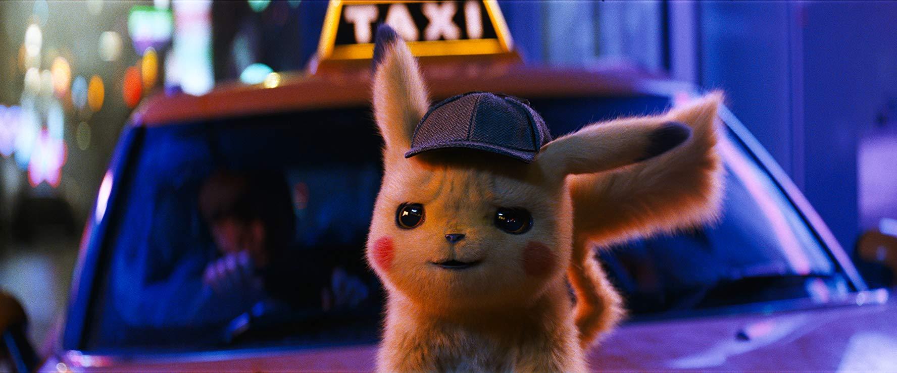 <em>Pokémon Detective Pikachu</em>: Cutesy Kid Fluff