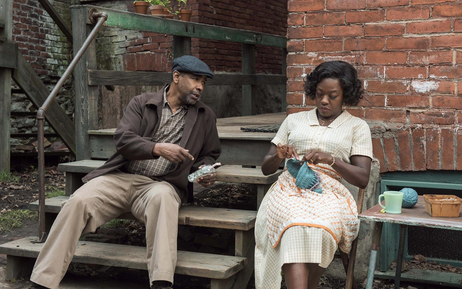 August Wilson's Words Live on the Screen in <em>Fences</em> Adaptation