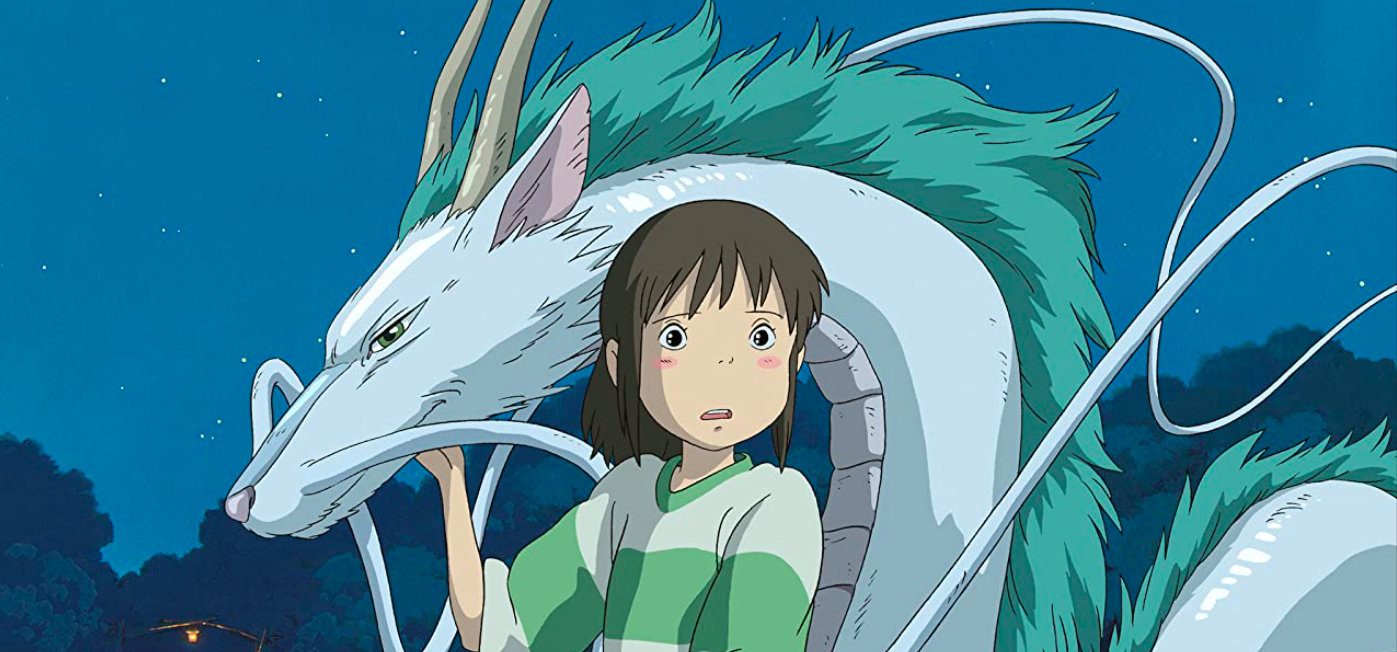 <em>Spirited Away</em>: Finding Strength in Young Female Characters During a Pandemic