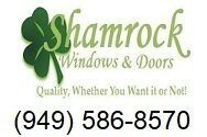 Shamrock  Windows and Doors (949) 586-8570