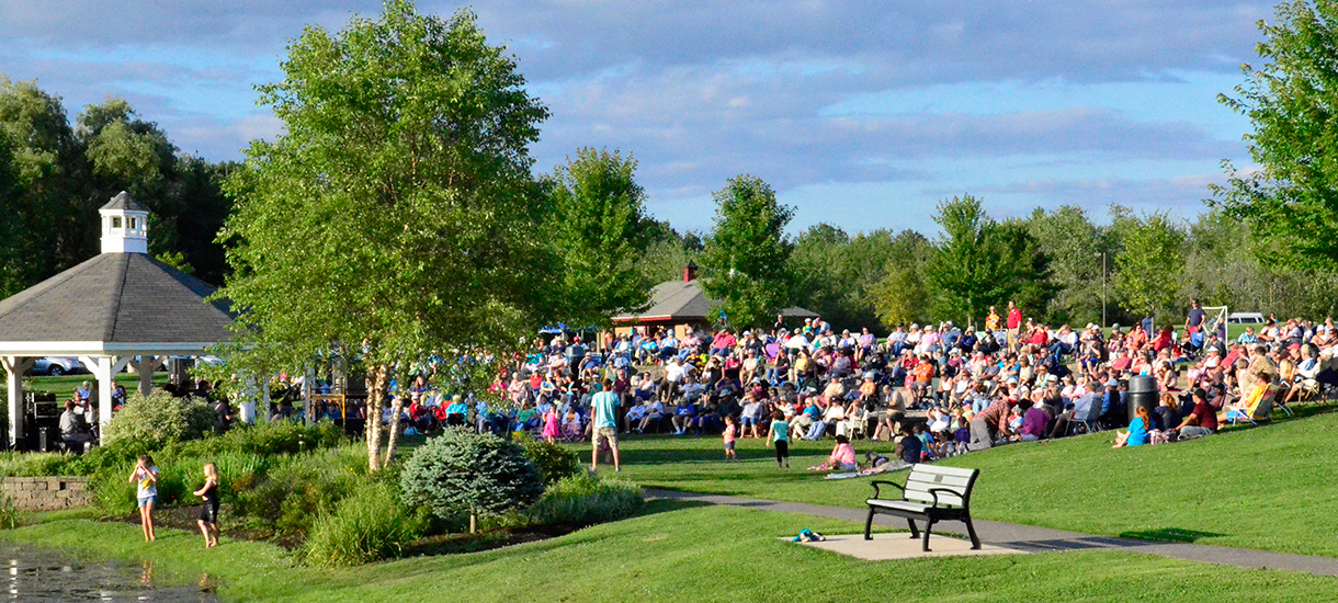 2021 Concerts in the Park