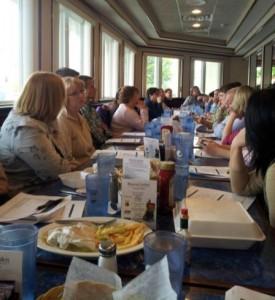 October 2013 AGA Luncheon Meeting