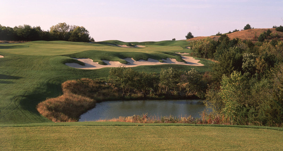 Highly Rated Golf Course: Colbert Hills