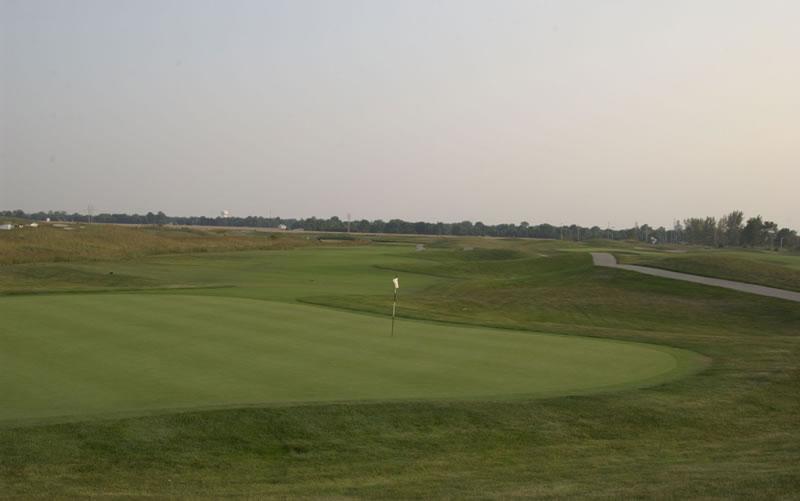 Iron Horse Golf Course Renovation