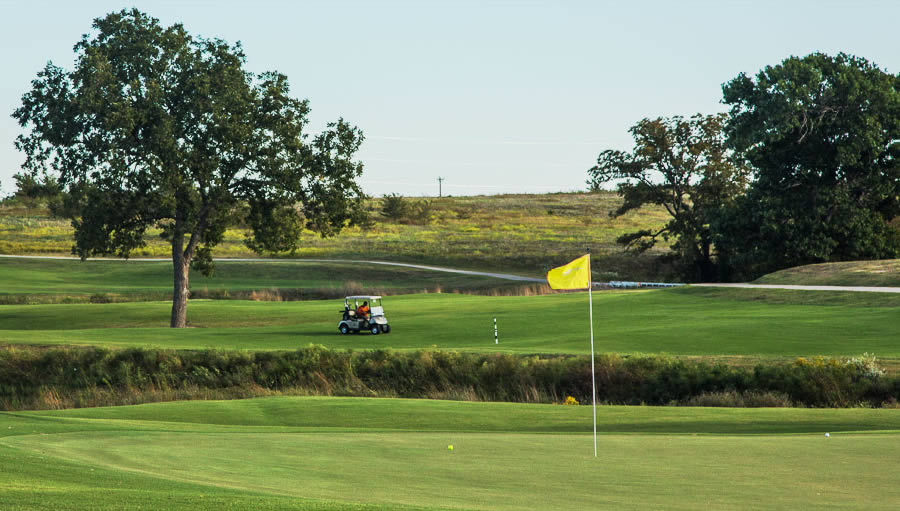 The Bridges Golf Club in Gunter, TX
