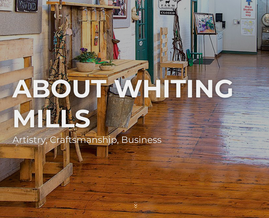 Whiting Mills Space