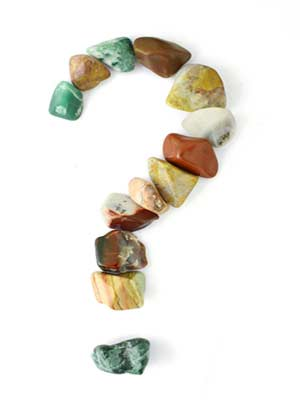 Polished Stones Question