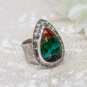 Sonoran Sunrise Ring in Sterling Silver