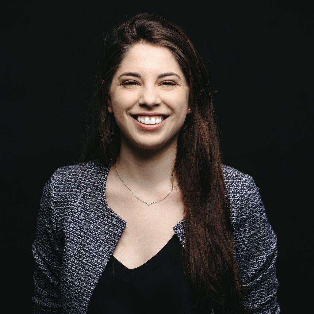 Portrait de Marianne Payette, membre de la Firme-école en service-conseil des affaires
