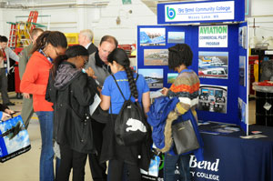 Aviation and Aerospace Education opportunities