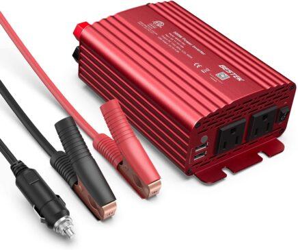 BESTEK 500W Power Inverter