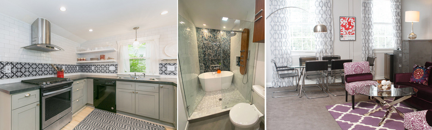 Sherman remodeling home examples