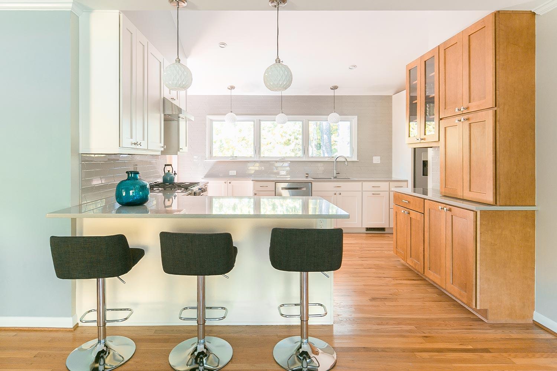 Mid Mod Kitchen