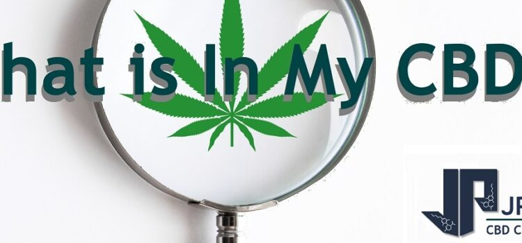 The Importance of a Lab Report When Choosing a CBD Product